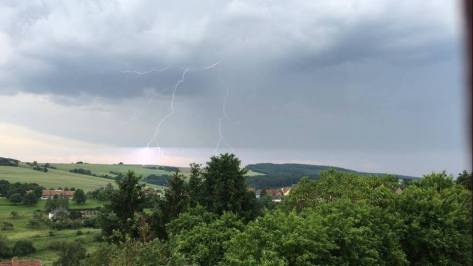 lightning germany