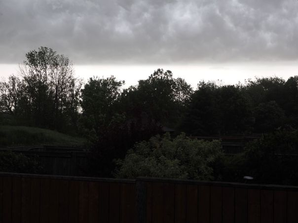 20160529 Storm-looking west from our back door