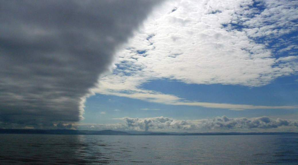 scottish weather front weather picture of the day